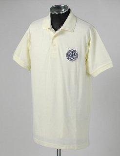 ペンシルバニア州立大学 ベージュ カレッジ ポロシャツ(新品)COL2-