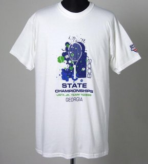 USTA ジュニアチーム テニス Tシャツ(新品)SPO6-
