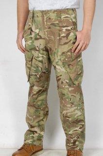 【訳あり】イギリス軍 MTP テンパレイト スラントポケット コンバットパンツ(USED)214UD