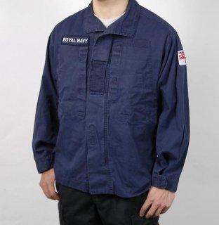 【訳あり】イギリス海軍 ROYAL NAVY コンバットジャケット(USED)B25UD