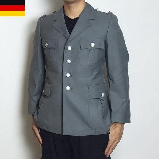 ドイツ陸軍 ARMY グレー レディース ドレスジャケット(新品)G31N-LDY
