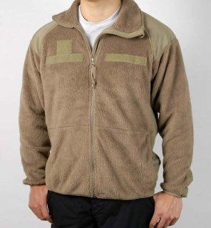アメリカ軍 コヨーテ POLARTEC ECWCS GEN3 LEVEL3 フリースジャケット(新品)A31CN