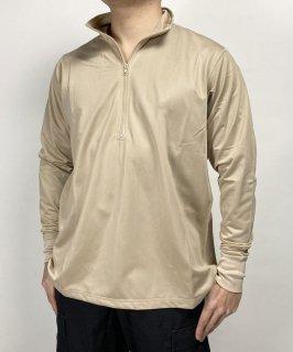 アメリカ軍 サンド FR-HQ スリーピングシャツ(新品)A26KN-