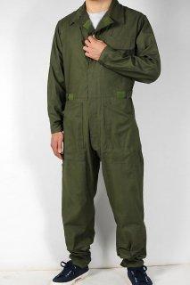 アメリカ軍 U.S.ARMY コットンサテン ベルクロ TYPE1 カバーオール(新品)503NB