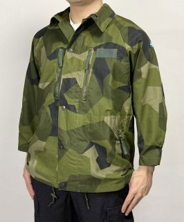 スウェーデン軍 スカンジナビアカモ M-90 フィールドジャケット(新品)W11CN