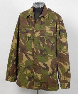 オランダ軍 カモフラージュ ファティーグシャツ(USED)X311=