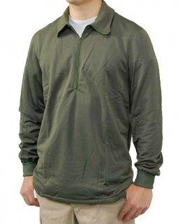 アメリカ軍 OD スリーピングシャツ(新品)A26N