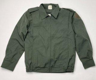 【1点物】フランス軍 OD ウィンドジャケット ライナー付(USED)表記88M(S相当) FR9