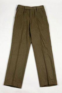 【1点物】イギリス陸軍 British Army No.2 ドレスパンツ(USED)W78cm/L80cm UK8=