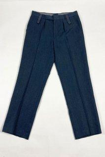 【1点物】イギリス空軍 RAF ブルーグレー No.2 ドレスパンツ(USED)W86cm/L79cm UK11=