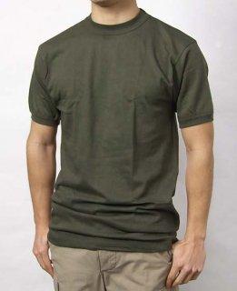 ドイツ軍 OD Tシャツ(新品)T66N-