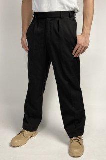 【スモール特価】イギリス海軍 ROYAL NAVY ブラック No.3 ドレスパンツ(新品)206BN-SB