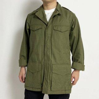 【訳あり】フランス軍 ビンテージ M-47 フィールドジャケット 前期型後期(新品)F24VND