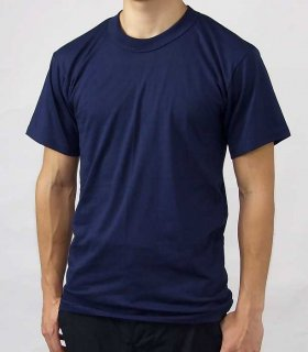 U.S. OD&ネイビー SOFFE ミリタリーTシャツ(新品・コットンポリ)USA製 TS-SOFFE-