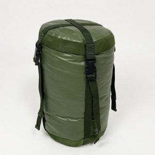 イギリス軍 OD スモール コンプレッションバッグ(USED)B17U=
