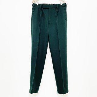 【1点物】ロイヤル・アイリッシュ連隊 ARMY グリーン No.2 ドレスパンツ(新品)UK26=