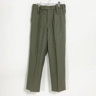 【1点物】イギリス海兵隊 RM Lovat No.1B/1C バラック ドレスパンツ(USED)UK25=