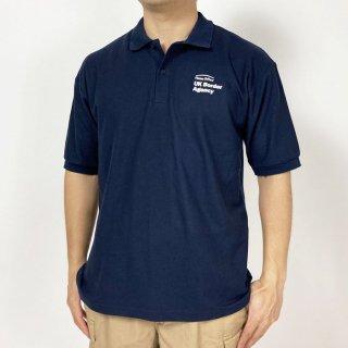 イギリス警察 BORDER POLICE ポロシャツ(新品)B84N=