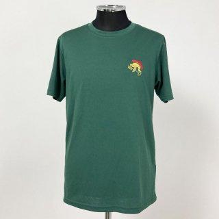 【1点物・5種類】イギリス軍関連 グリーン ドライTシャツ(USED)T79U-GREEN-