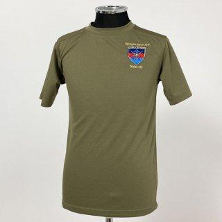 【1点物・2種類】イギリス軍関連 OD ドライTシャツ(USED)T79U-OD-