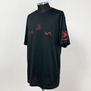 【1点物】イギリス軍関連 ブラック ドライTシャツ(ニアニュー)T79N2-BLACK-