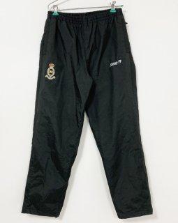 【1点物】イギリス軍 ブラック トレーニングパンツ(新品)228BN=