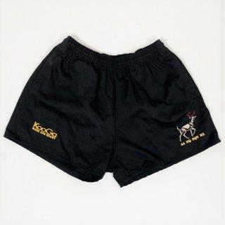 【1点物・8種類】イギリス軍 ブラック ジョギング ショートパンツ(USED)UK-SHORTS-U-