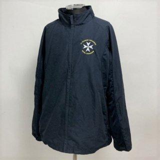 【1点物】イギリス軍 ROYAL ENGINEERS ネイビー トレーニングジャケット(USED)UK36=