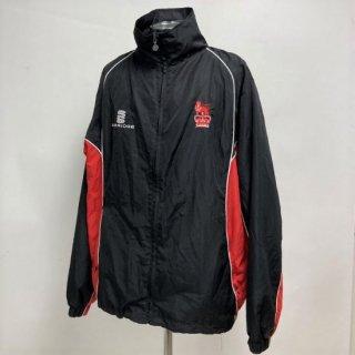 【1点物】イギリス陸軍 ARMY ブラック SURRIDGE トレーニングジャケット(ニアニュー)UK37=