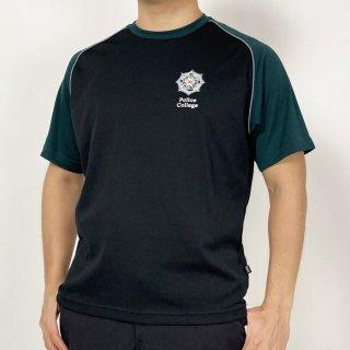 北アイルランド警察 POLICE ドライTシャツ(USED)T81U-