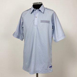 イギリス軍関連 ドライポロシャツ(USED)B89U=
