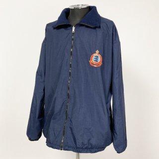 【1点物】イギリス軍関連 ネイビー リバーシブルジャケット(USED)UK67