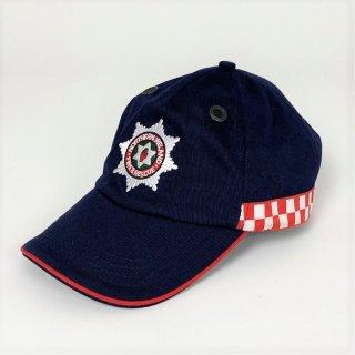 【1点物】北アイルランド消防救助 NIFRS ベースボールキャップ(新品)M65NA