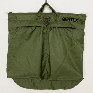 【1点物】アメリカ軍 OD GENTEX ヘルメットバッグ(USED)US1