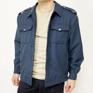 チェコ軍 ブルーグレー パイピングジャケット(新品)E61YN