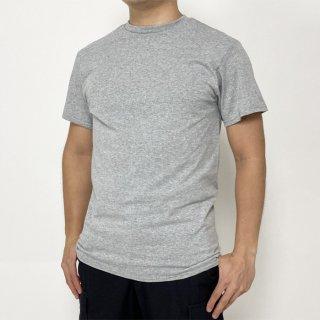 U.S. オックスフォードグレー SOFFE&DELTA ミリタリーTシャツ(新品)T39N-
