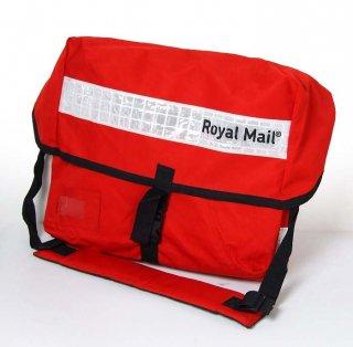 イギリス郵便 Royal Mail デリバリーバッグ(USED)B1U