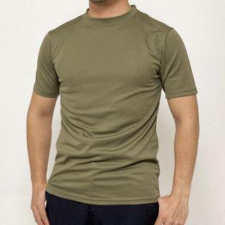 イギリス軍 ライトオリーブ PCS コンバットTシャツ(新品)T69N-