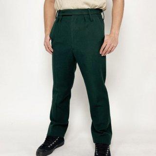 【1点物】イギリス陸軍 騎兵連隊 Royal Dragoon Guards グリーン No.2 ドレスパンツ(新品)UK38=