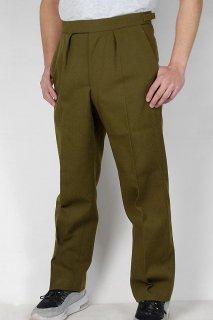 【ビッグ特価】イギリス陸軍 ARMY OD No.2 ドレスパンツ(ニアニュー)206GN2-SB=