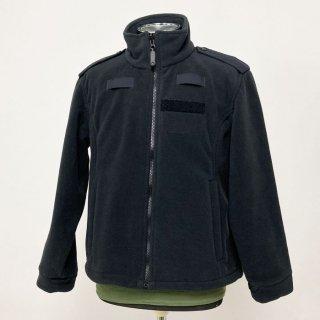 【1点物】イギリス・ロンドン警察 METROPOLITAN POLICE ブラック POLARTEC フリースジャケット(USED)UK80