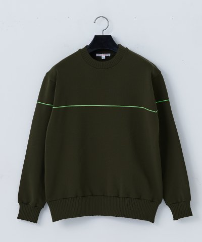 necessary or unnecessary/N.O.UN(ナウン)SCHOOL JUMPER