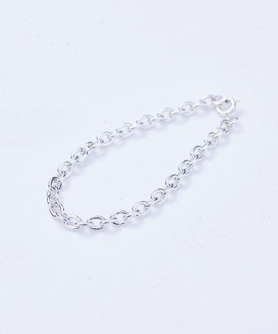 necessary or unnecessary/N.O.UN(ナウン)ブレスレット Silver 'GIZA'