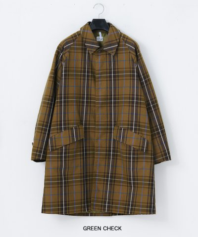 necessary or unnecessary/N.O.UN(ナウン)MID MAC COAT