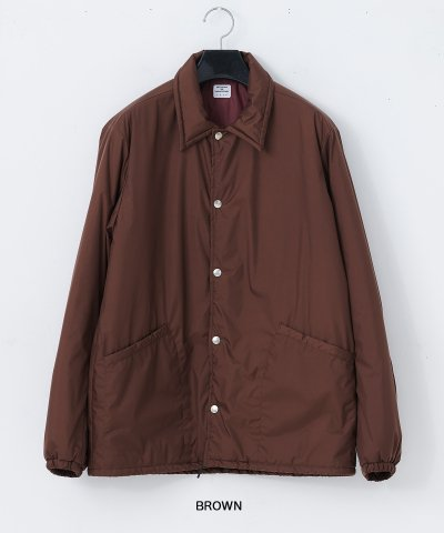 necessary or unnecessary/N.O.UN(ナウン)COACH JACKET