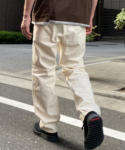 necessary or unnecessary/N.O.UN(ナウン)PAINTER SPINDLE ' WHITE'