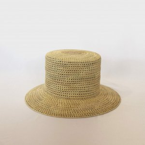 palm knotted hat 002