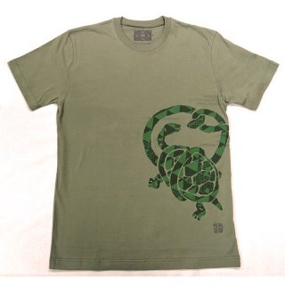 【SALE】四神相応 Tシャツ/玄武