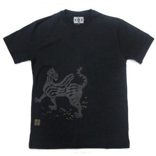 【SALE】四神相応 Tシャツ/白虎