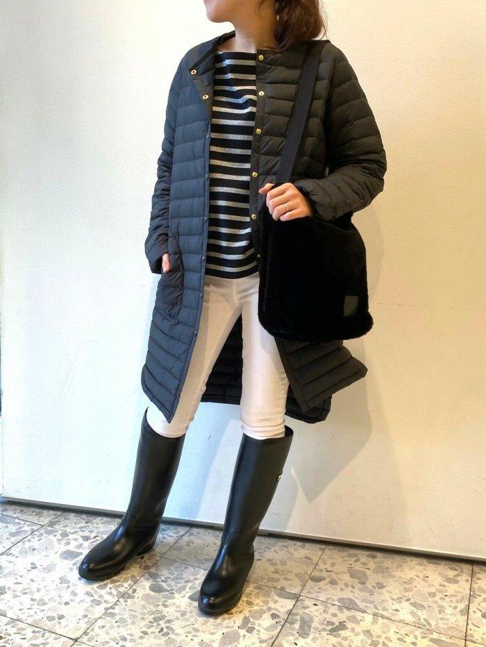 Traditional Weatherwear/トラディショナルウェザーウェア アークリーロングダウンパッカブル
